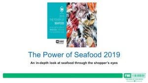 The Power of Seafood 2019