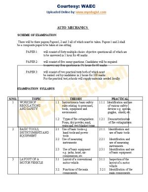 The West African Examinations Council