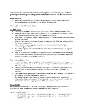 Understanding Barriers and Facilitators to Implementing Routine Emergency Department-Based