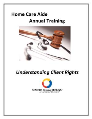 Understanding Client Rights