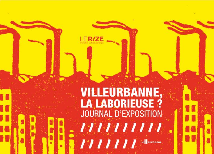 Villeurbanne the LABORIEUSE Exhibition Journal