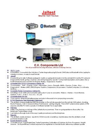 We Will Provide the Following Hardware, Software & Backup Service