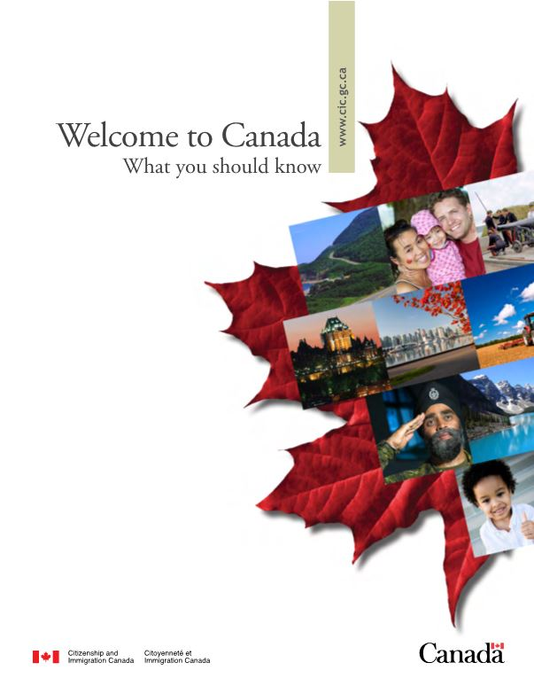 Welcome to Canada What You Should Know