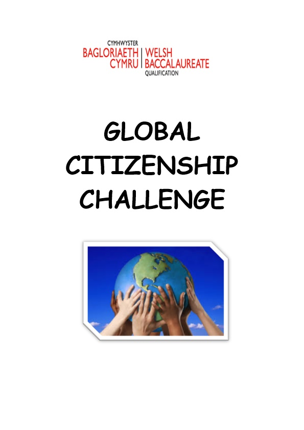 What Is a Global Citizen? Underline the Key Words/Phrases