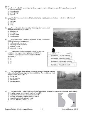 What Is the Minimum Water Velocity Needed in A
