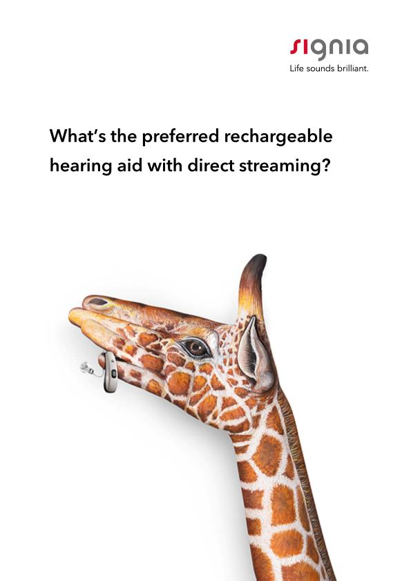 What'S the Preferred Rechargeable Hearing Aid with Direct Streaming?