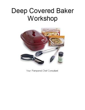Your Pampered Chef Consultant