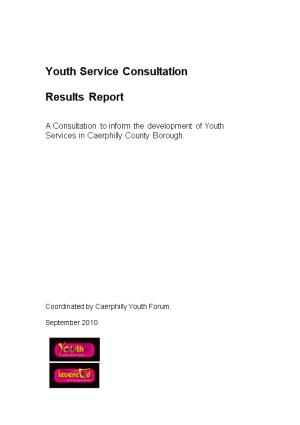 Youth Service Consultation